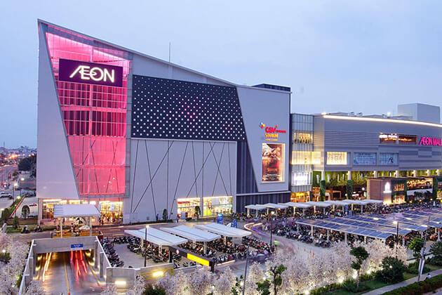 AEON Mall Tan Phu Celadon HCMC