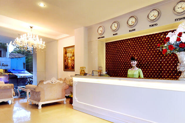 Best Hotel in District 1 Ho Chi Minh City