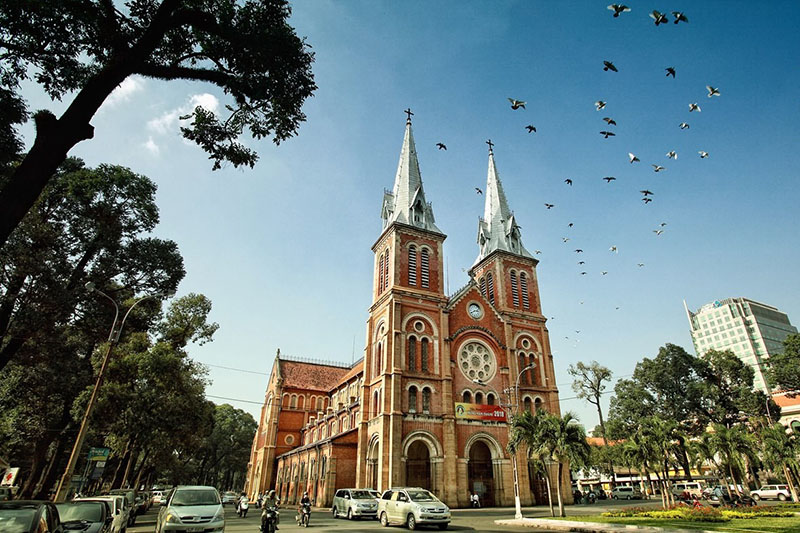 Best Photo Spots in Ho Chi Minh City