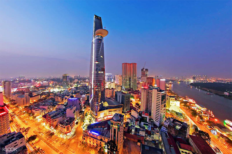 Betexco Saigon Sky Deck District 1