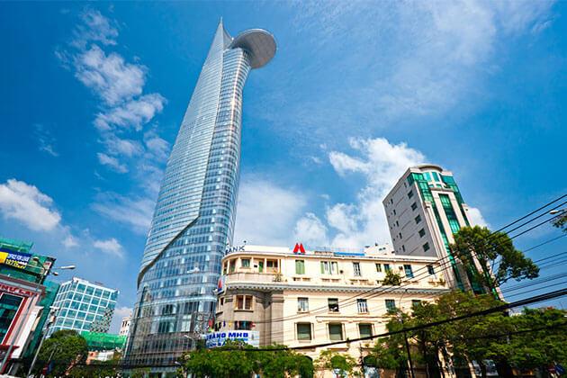 Bitexco Sky Deck District 1 Ho Chi Minh