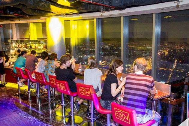 Bitexco Financial Tower EON 51