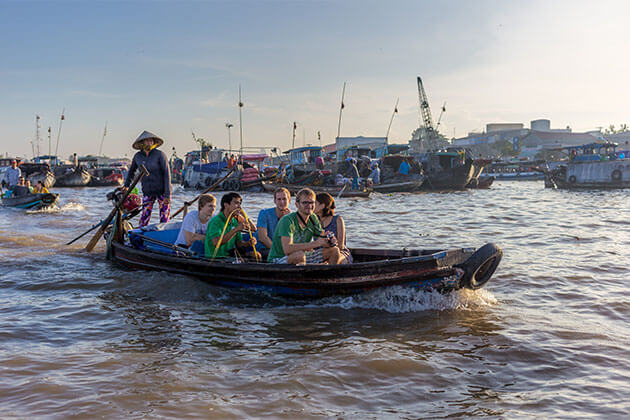 Cai Be Floating Market Travel Guide