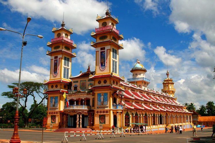 Cao Dai Temple Tour from Ho Chi Minh