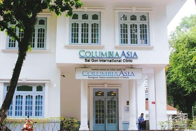Columbia Asia Saigon International Clinic