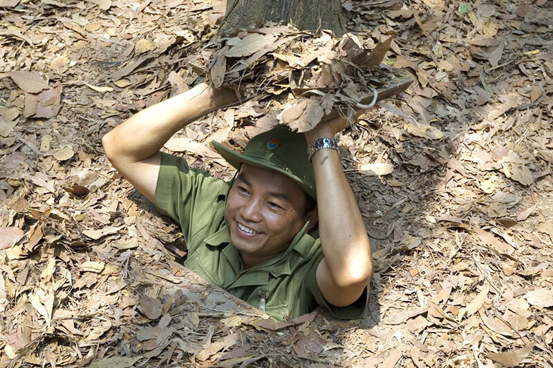 Cu Chi Tunnel Tour From Ho Chi Minh
