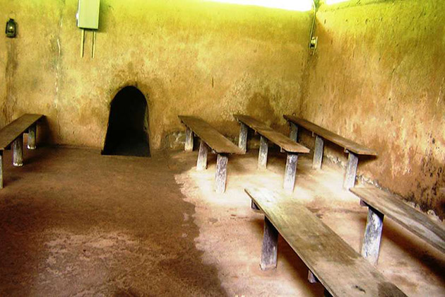 Cu Chi Tunnels History and Facts
