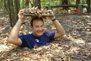 Cu Chi Tunnels Things to Do and Guides