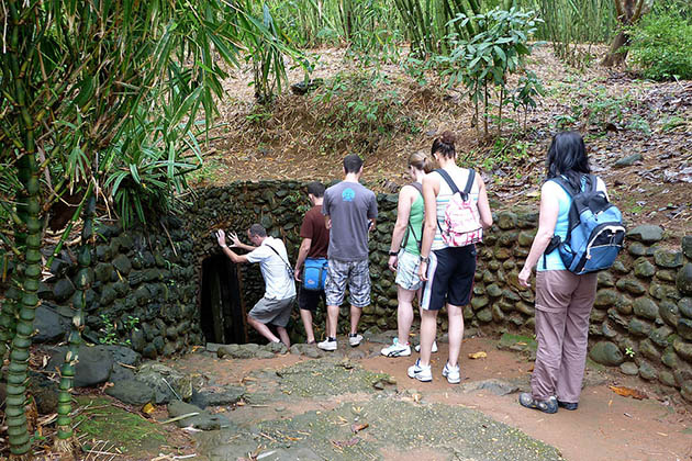 Cu Chi Tunnels Phu My Shore Excursions