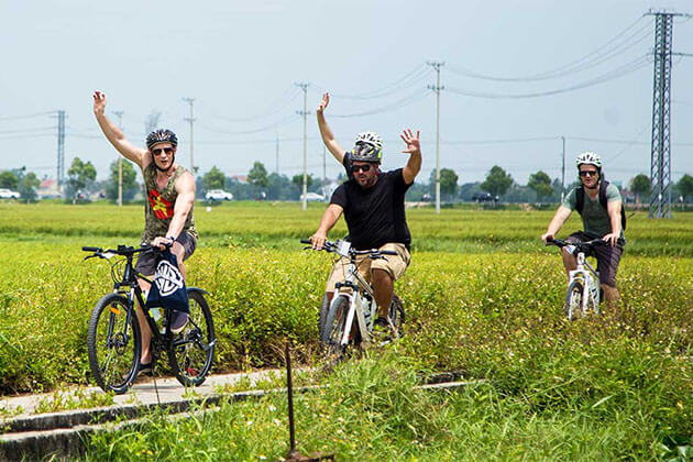Cycling Tour in Hoi An Central Vietnam Tour