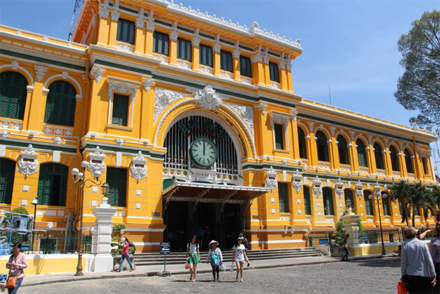 Day Tour in Ho Chi Minh Cental Post Office