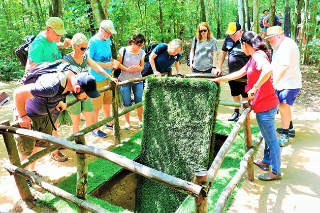Cu Chi Tunnels Ho Chi Minh City Tour