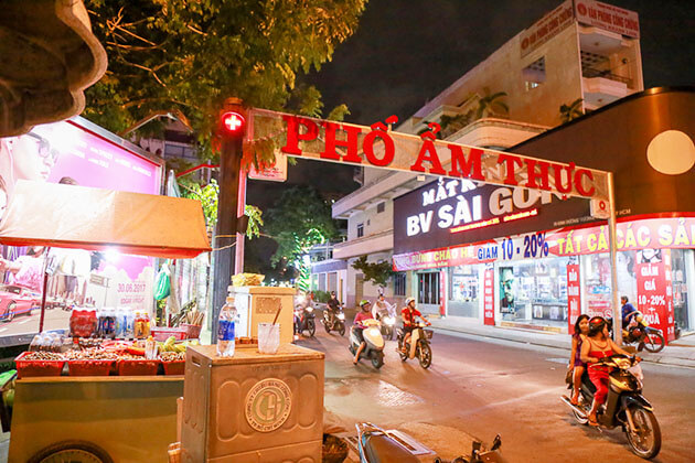 Food Paradise in Saigon Chinatown