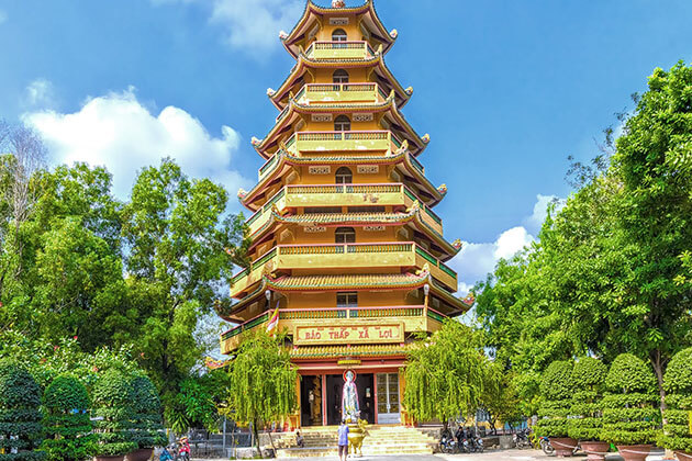 Giac Lam Pagoda Top Attractions in Ho Chi Minh City