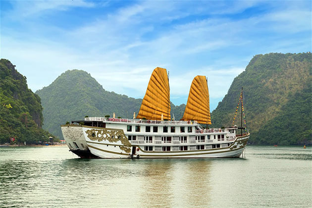 Halong Bay by Cruise Vietnam Tour