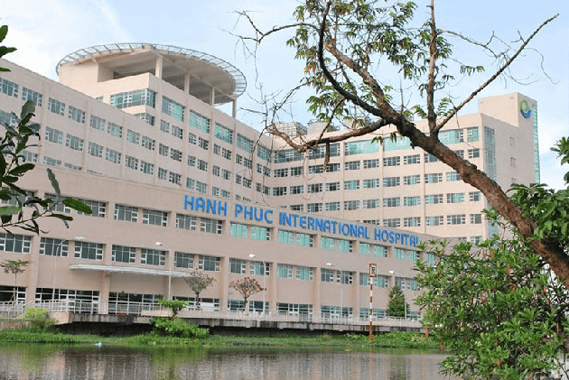 Hanh Phuc International Hospital in Saigon