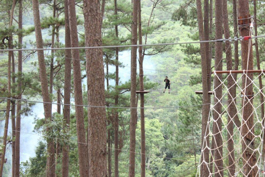 High Rope Course in dalat