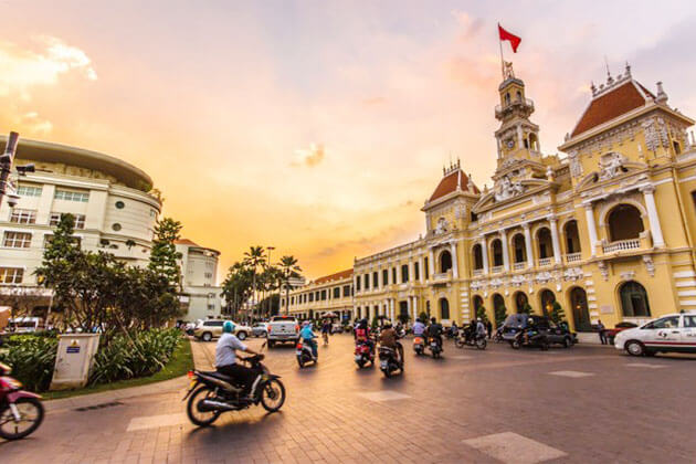 Ho Chi Minh City is Safe to Travel