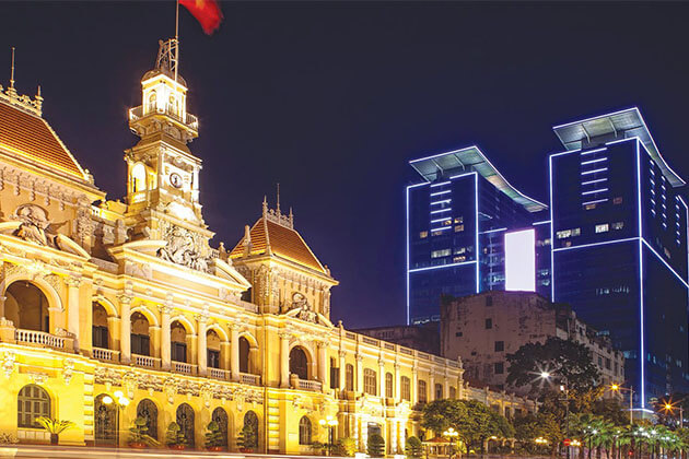Ho Chi Minh City South Vietnam tour