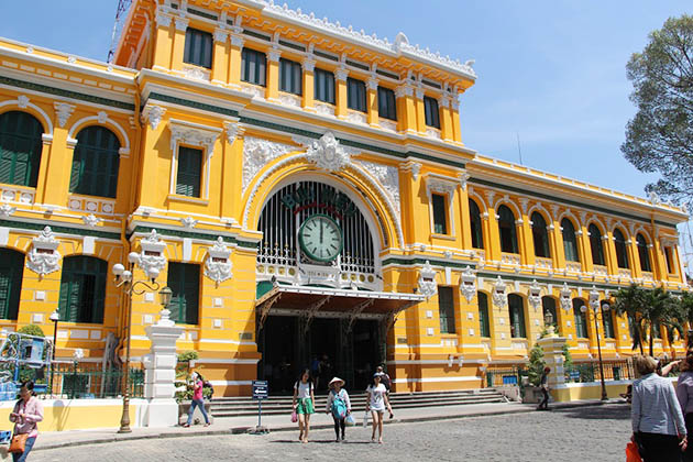 Ho Chi Minh Old Post Office