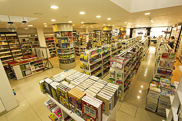 Huy Hoang Bookstore in Ho Chi Minh