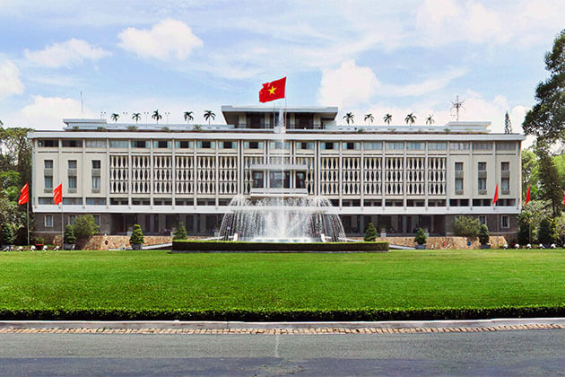Independence Palace Ho Chi Minh City Tour from Cruise Port