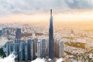 Landmark 81 Highest Building in Vietnam