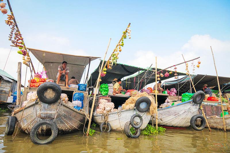 Chau Doc Mekong Delta Tour