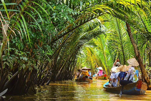 Mekong Delta South Vietnam Tour