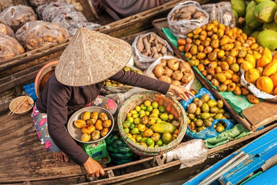 Mekong Delta Tour in Floating Market 1 Day