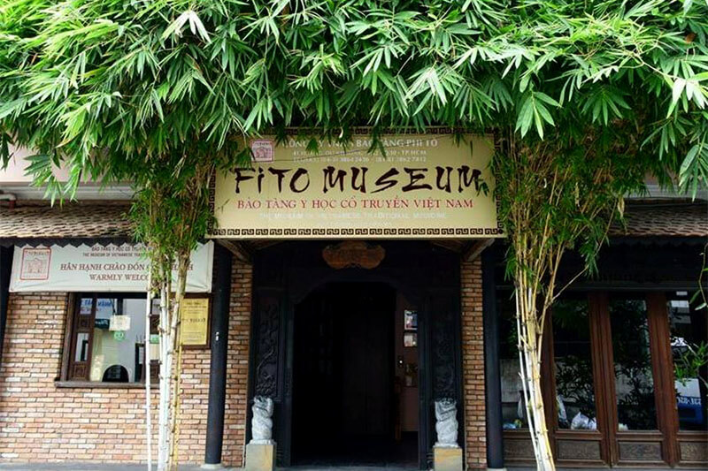 Museum of Traditional Vietnamese Medicine Pharmacy Saigon Tour