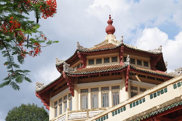 Museum of Vietnam History in Saigon