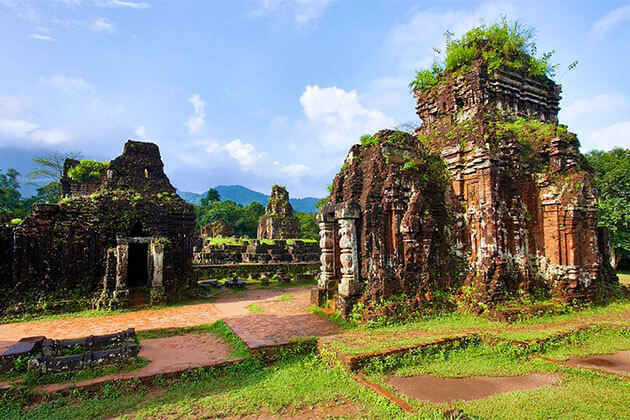 My Son Sanctuary South Vietnam Tour