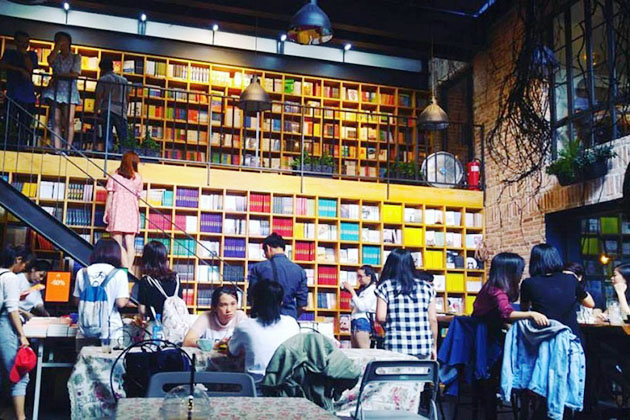 Nha Nam Bookstore in Ho Chi Minh