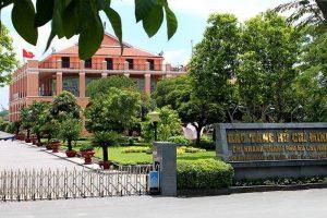 Nha Rong Harbor Ho Chi Minh City Attractions