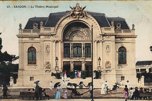 Old Saigon Opera House