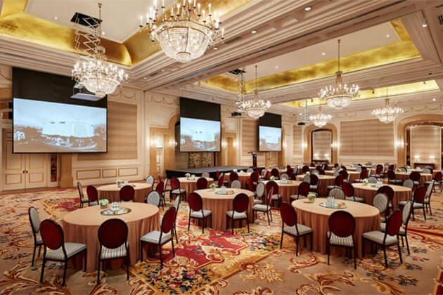 Park Hyatt Saigon Hotel for MICE tour