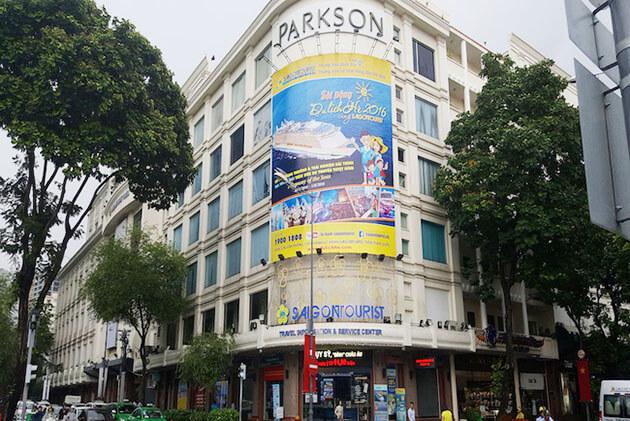 Parkson Plaza in Ho Chi Minh City