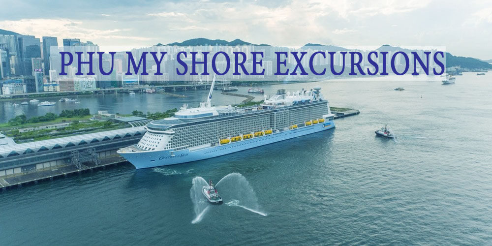 Phu My Shore Excursions Ho Chi Minh City Tours from Cruise Port