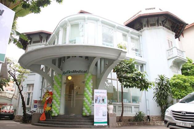 Raffles Medical Vietnam Hospital