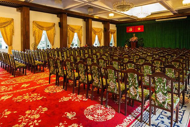 Reunification Palace Highlight Saigon