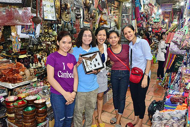 Russian Market in Saigon