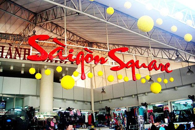 Saigon Square Shopping Center