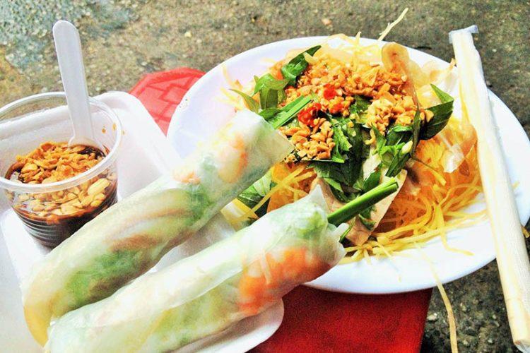 Saigon Street Food Phu My Shore Excursions