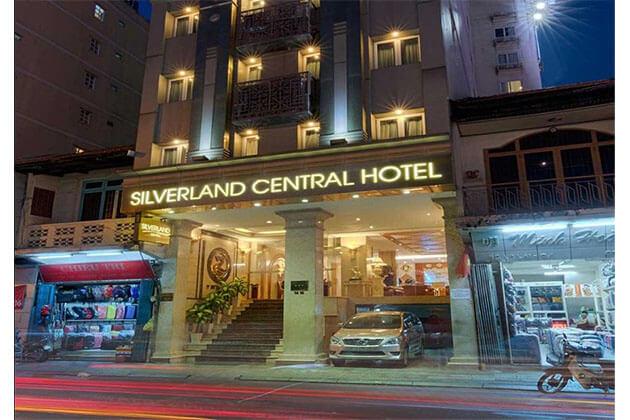 Silverland Central Hotel near Ben Thanh Market