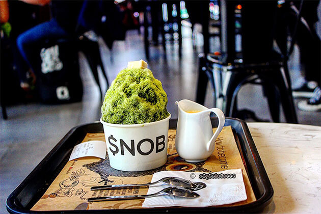 Snob Coffee in Saigon