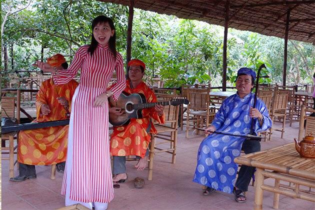 Southern Vietnamese Folk Music
