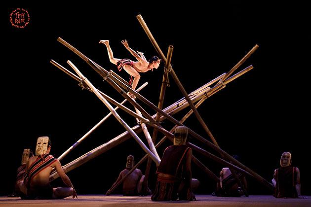 Teh Dar Show in Saigon Opera House