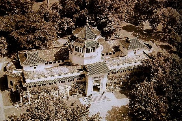 The earliest Museum in Ho Chi Minh