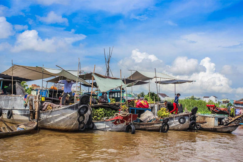 Things to Do & See in Cai Rang Floating Market